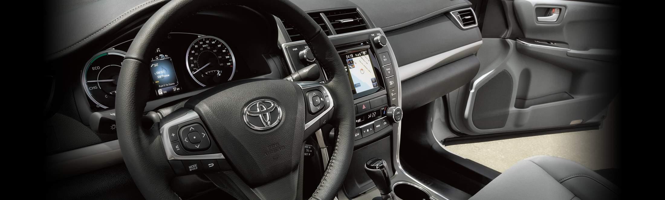 2017 Toyota Camry Le Walkerton Toyota