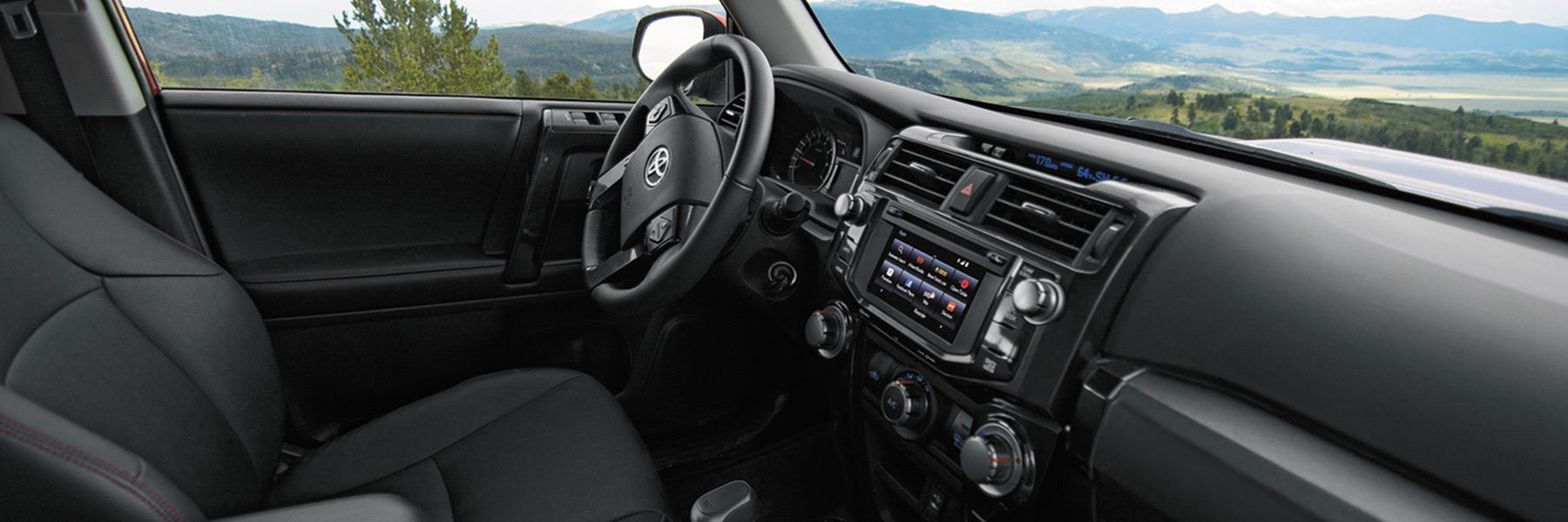 4runner-interior