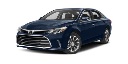 Toyota Canada Incentives for the new 2017 Toyota Avalon in walkerton, Toronto, and the GTA