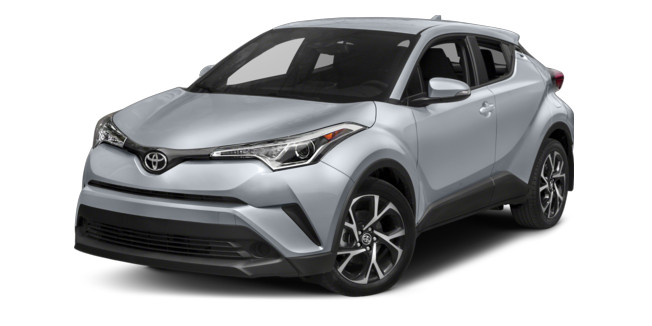 Toyota Canada Incentives for the new 2018 Toyota C-HR Compact Crossover SUV in walkerton, Toronto, and the GTA